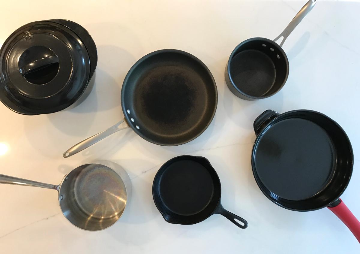 Choosing Non-Toxic Cookware